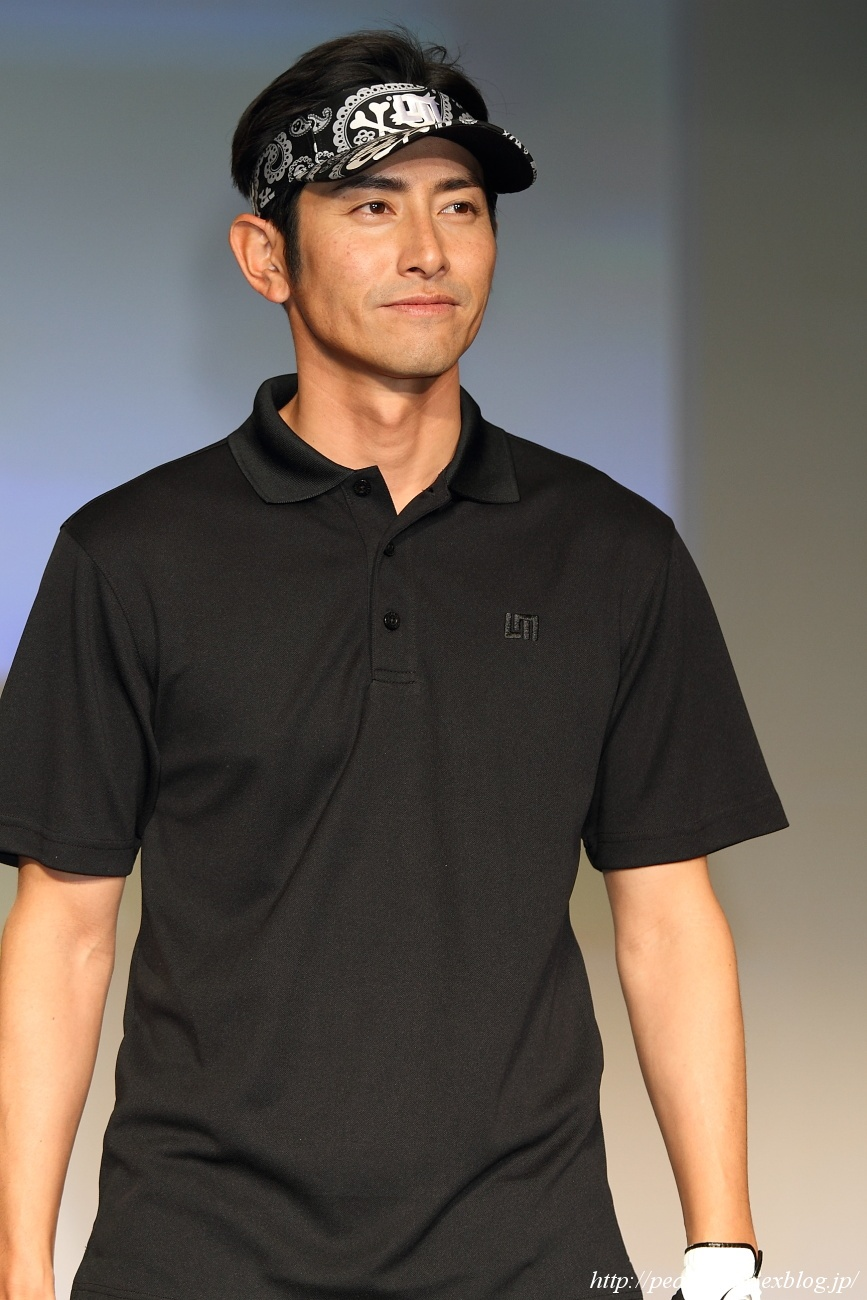 EVEN & RAKUEN GOLF Style Collection 2014(STAGE 3) その22_c0215885_19205313.jpg