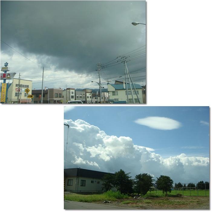 美瑛の丘と雲(8・13)_f0146493_1571550.jpg