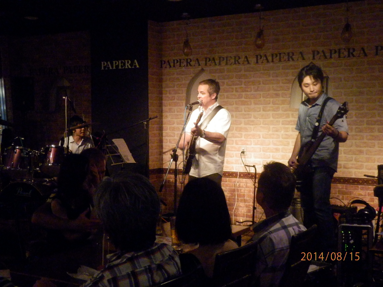 8月15日(金)『Trash City presents LIVE From The Kitchen Disco』_f0076907_123310100.jpg