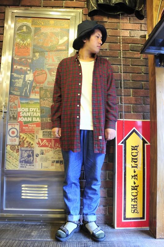 Remake Long Shirts再び_d0222908_1912342.jpg