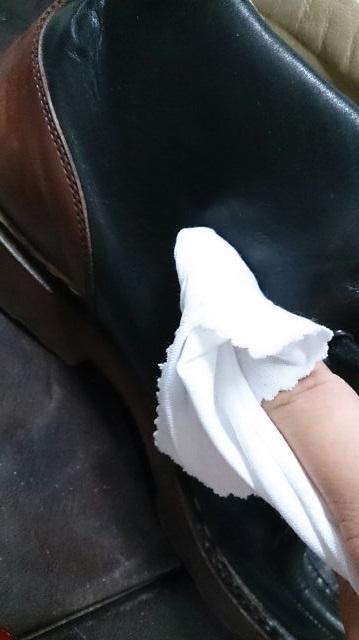 ブーツの筒のスレが気になる!_b0226322_11472181.jpg