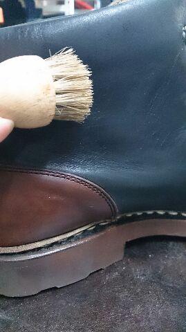 ブーツの筒のスレが気になる!_b0226322_11545841.jpg