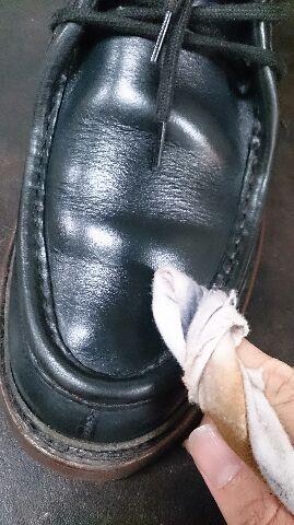 ブーツの筒のスレが気になる!_b0226322_12025221.jpg