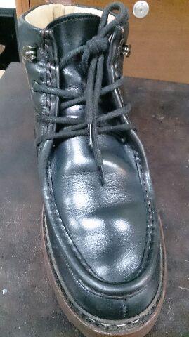 ブーツの筒のスレが気になる!_b0226322_12032466.jpg