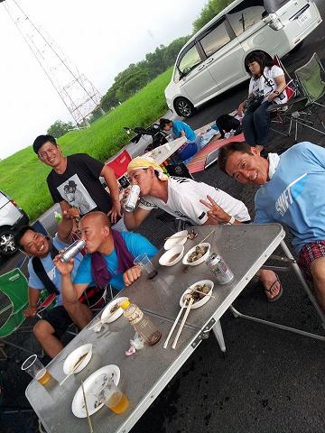岐阜でBBQ_e0119723_18001225.jpg