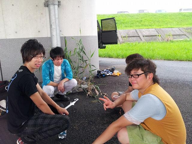 岐阜でBBQ_e0119723_18142721.jpg