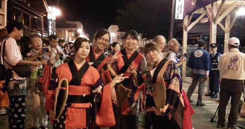 西馬音内盆踊り_f0081443_118275.jpg