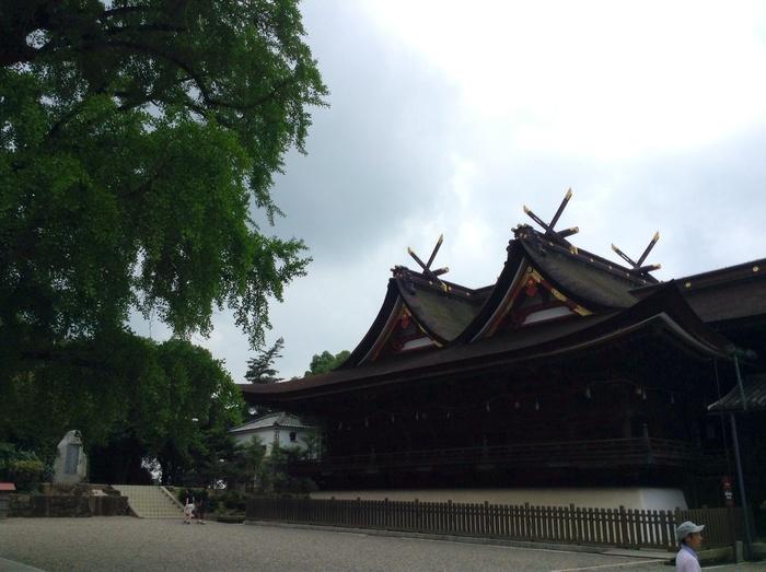 吉備津神社☆_f0183846_21134152.jpg