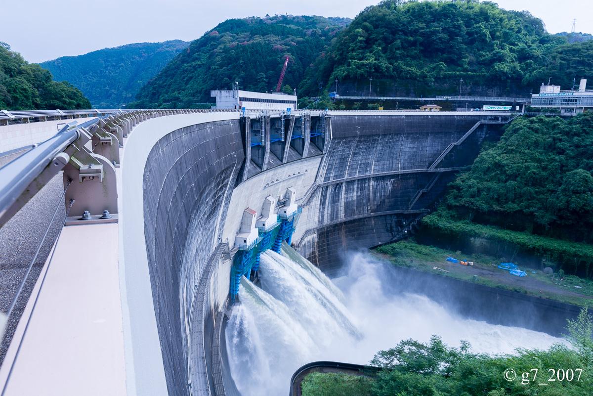 天ケ瀬ダム 〜1〜_f0152550_17234993.jpg