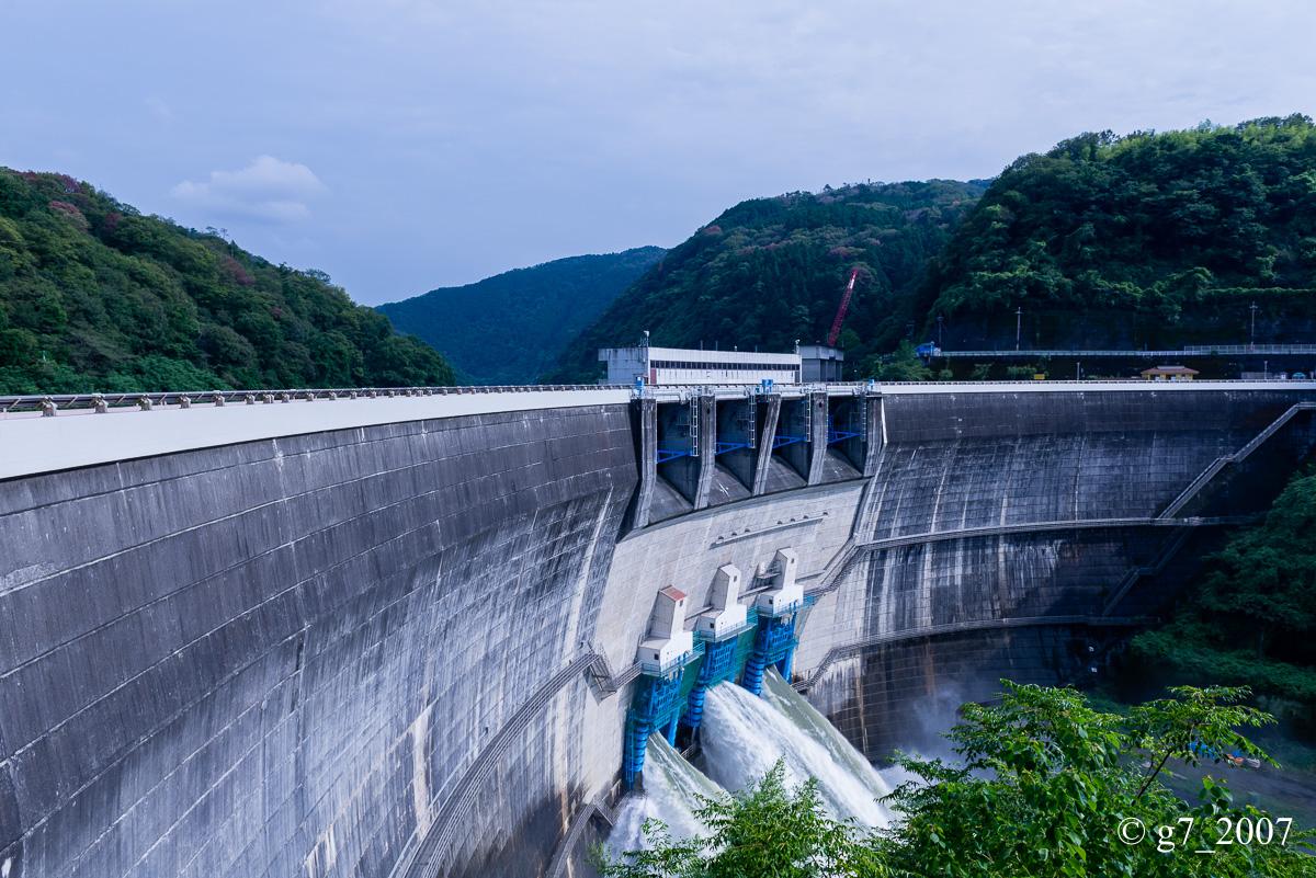 天ケ瀬ダム 〜1〜_f0152550_1724051.jpg