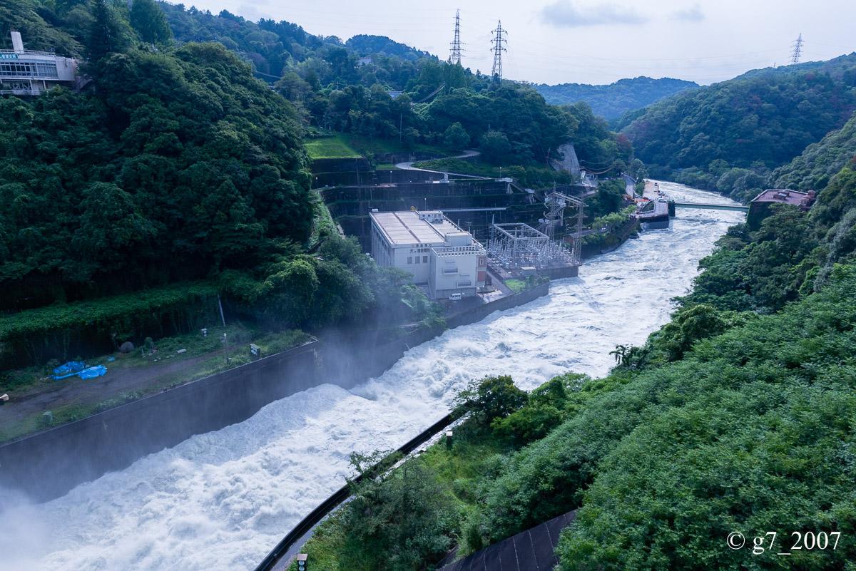 天ケ瀬ダム 〜1〜_f0152550_17243394.jpg