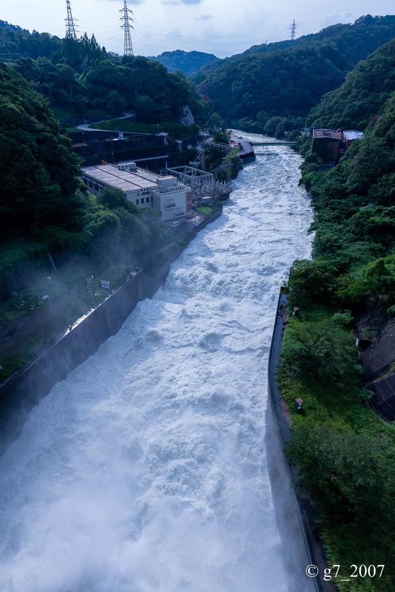 天ケ瀬ダム 〜1〜_f0152550_17261446.jpg