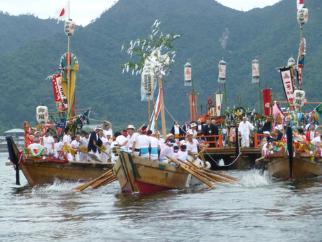 Sacred Sea Festival(Kangensai)_a0255452_19472126.jpg