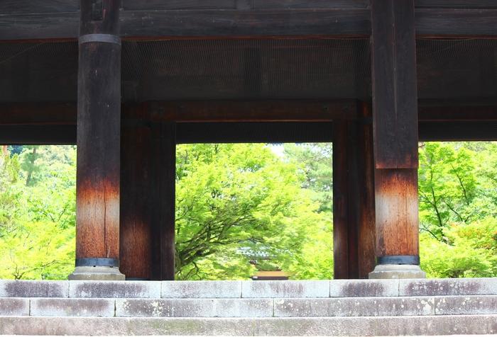 南禅寺 三門_e0232054_20204480.jpg