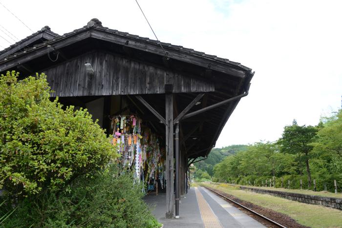 嘉例川駅・駅舎写真_e0171573_2411046.jpg