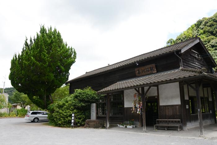 嘉例川駅・駅舎写真_e0171573_2412328.jpg
