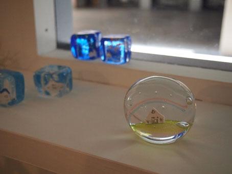 高城加世子ガラス作品展「花火」残り2日_b0322280_12314193.jpg