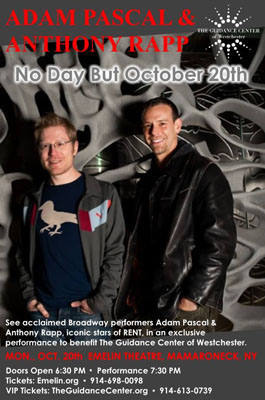 Anthony & Adamのコンサート「No Day But October 20th」(10/20)_d0154984_16311228.jpg