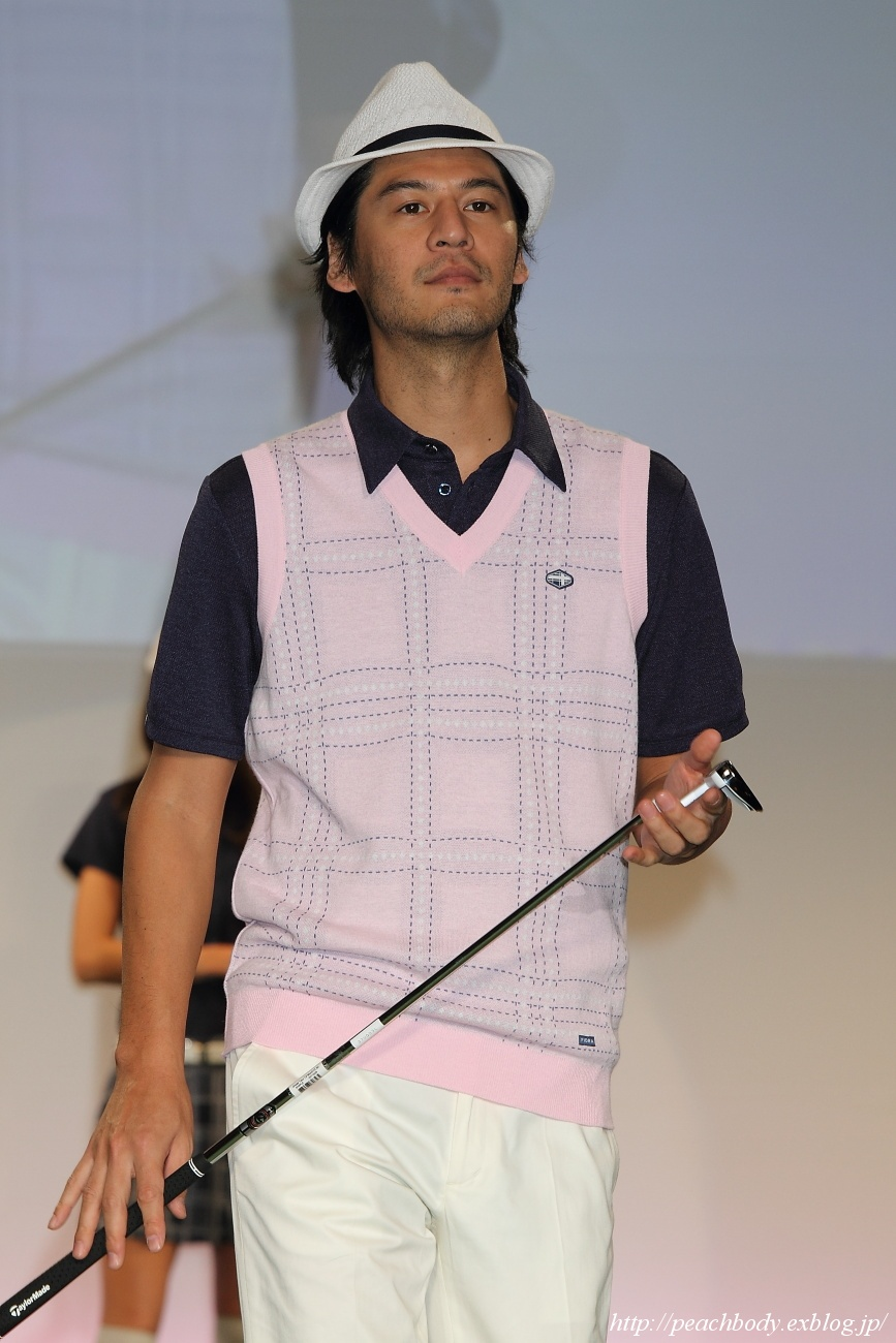 EVEN & RAKUEN GOLF Style Collection 2014(STAGE 3) その23_c0215885_1165034.jpg