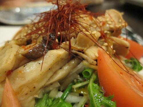 東京で出会っためちゃくちゃ立派な茄子のつけもの_d0240098_02073944.jpg