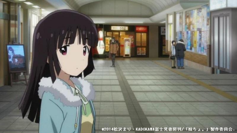「最近、妹のようすがちょっとおかしいんだが。」舞台探訪002飯能駅(第12話)_e0304702_19511478.jpg