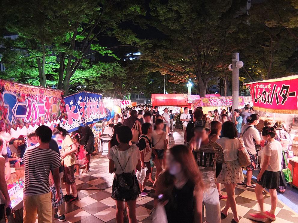 千葉の親子三代夏祭り2014 : 二...