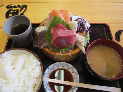 タカマル定食@タカマル鮮魚店 3号館(新宿)_c0212604_2032532.jpg