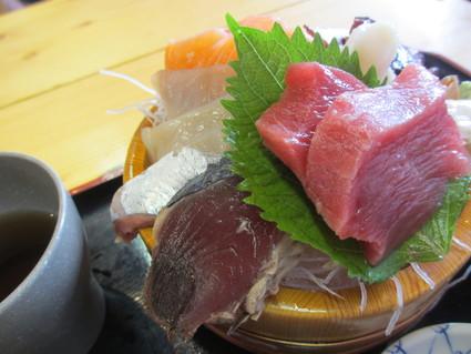 タカマル定食@タカマル鮮魚店 3号館(新宿)_c0212604_2062290.jpg