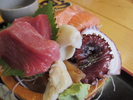 タカマル定食@タカマル鮮魚店 3号館(新宿)_c0212604_2064295.jpg