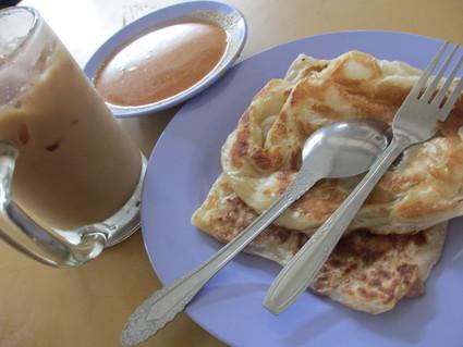 Mr and Mrs Mohgan's Super Crispy Roti Prata (カトン)_c0212604_22481578.jpg