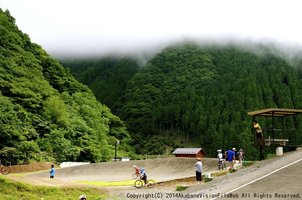 8月16〜17日滝沢サイクルパークの風景VOL1_b0065730_1375394.jpg