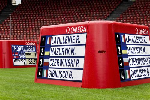オメガ、4つの新計時機器を導入:2014欧州陸上競技選手権大会_f0039351_17202996.jpg