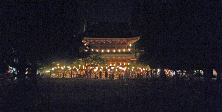 蒸し暑さの中に秋を感じた円覚寺・盆踊り大会:8・17_c0014967_9413917.jpg