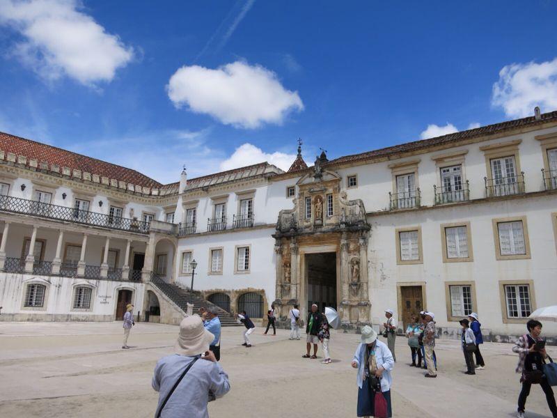 ポルトガル17コインブラ大学_e0233674_17202639.jpg