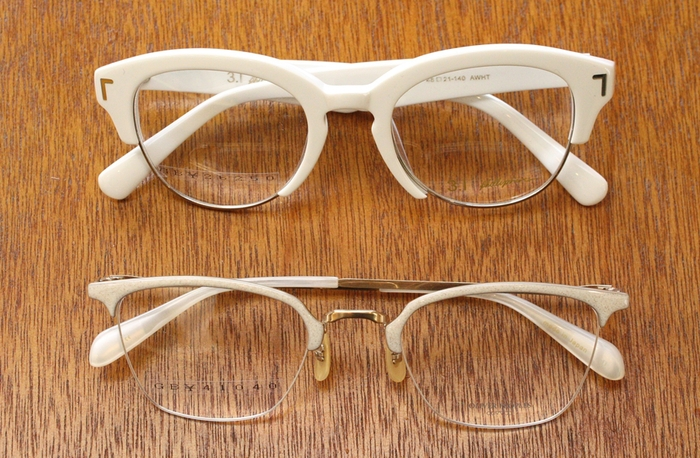 「White glasses」_f0208675_15314350.jpg