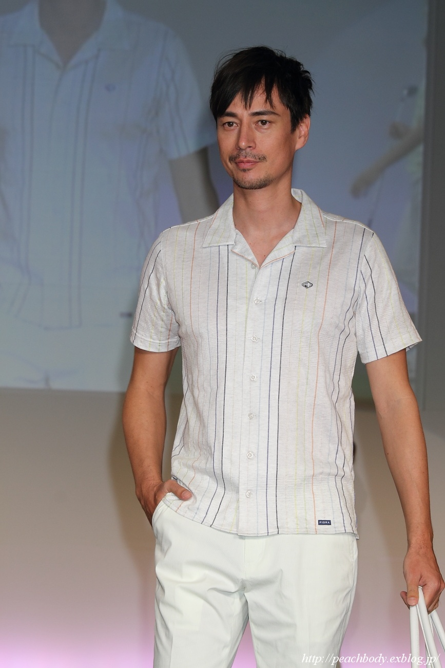 EVEN & RAKUEN GOLF Style Collection 2014(STAGE 3) その24_c0215885_0342579.jpg