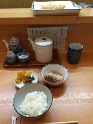 天ぷら定食_d0235108_12165353.jpg