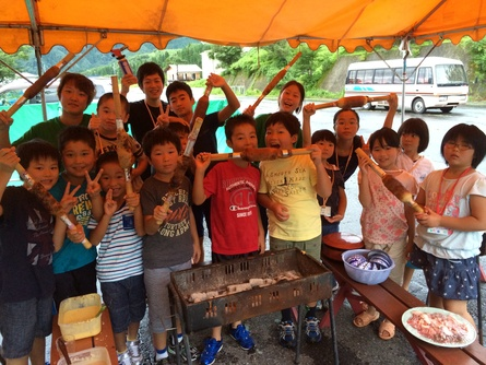 サマーキャンプ2日目!_f0101226_0502593.jpg