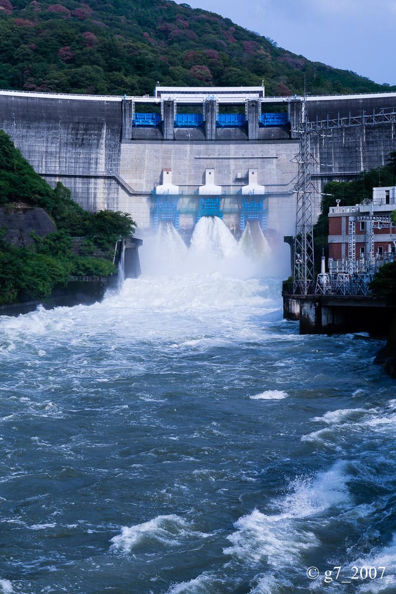 天ケ瀬ダム 〜2〜_f0152550_231174.jpg