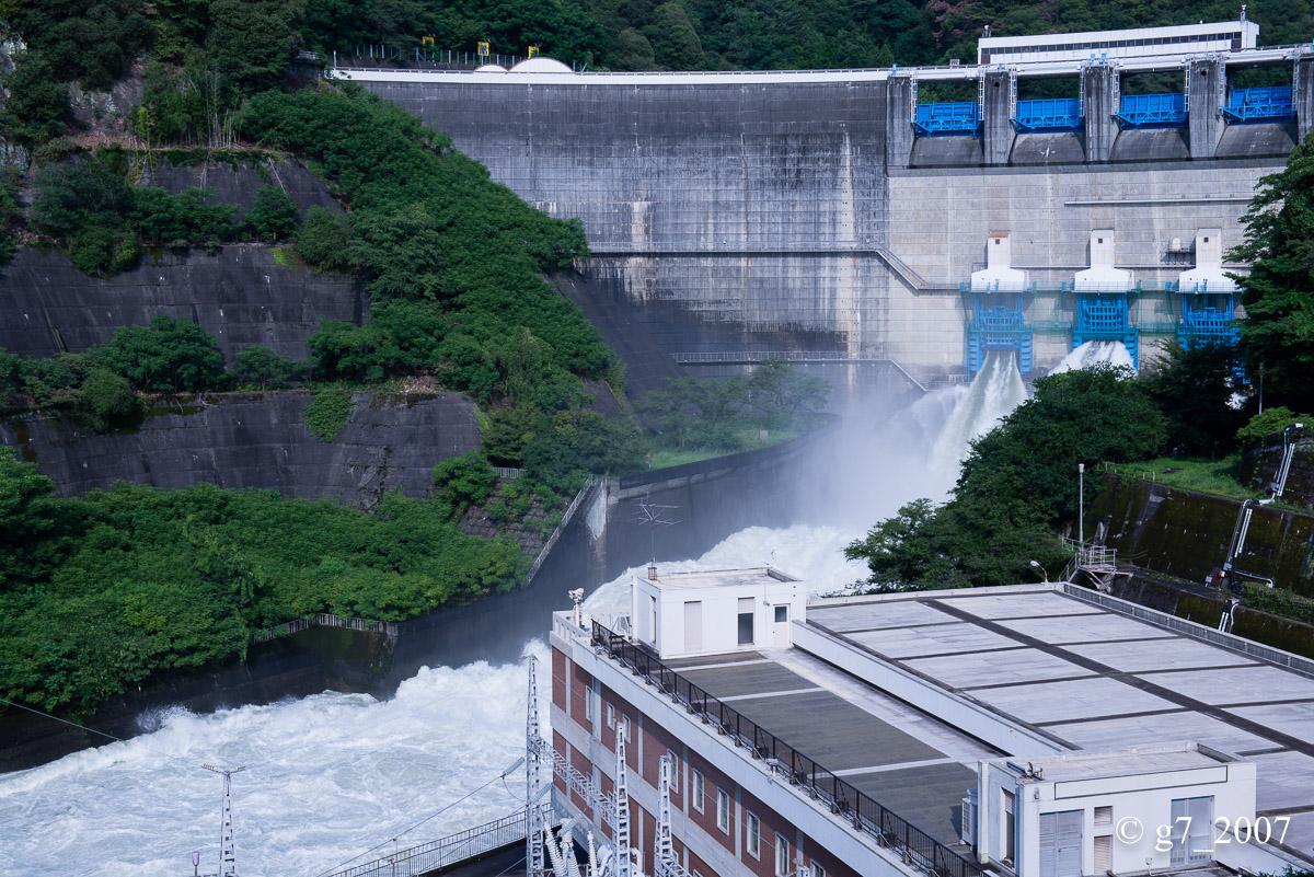 天ケ瀬ダム 〜2〜_f0152550_239353.jpg