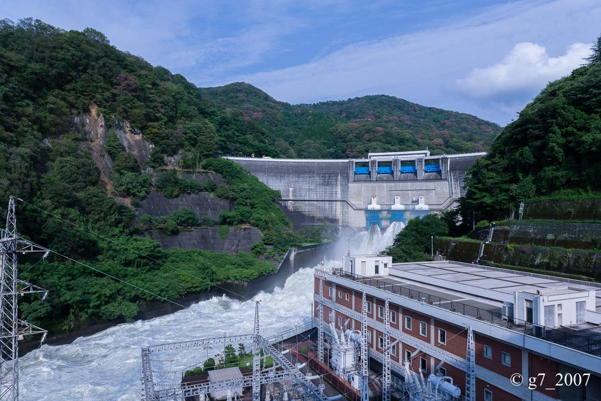 天ケ瀬ダム 〜2〜_f0152550_2395210.jpg