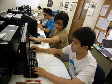 シーザレディ・・・ DTPの勉強に上海からやってきた〜★_b0045453_16393238.jpg