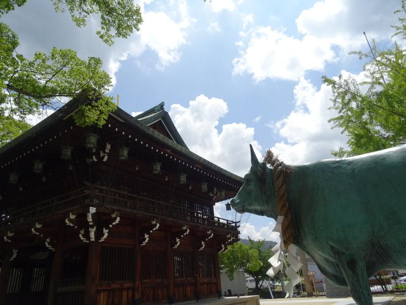 炎天下をドライブ to 石切神社_c0108460_18075914.jpg