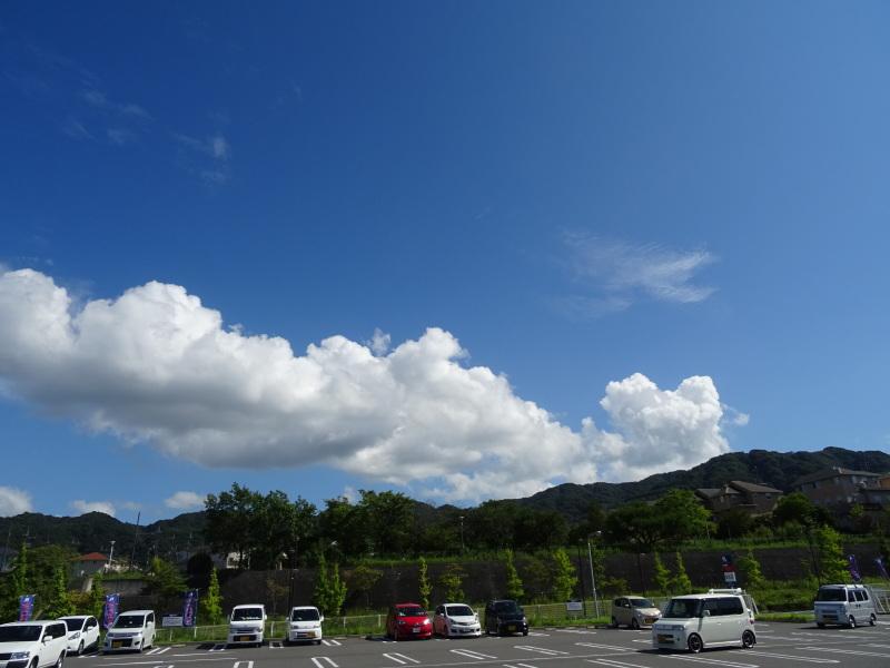 炎天下をドライブ to 石切神社_c0108460_18143291.jpg