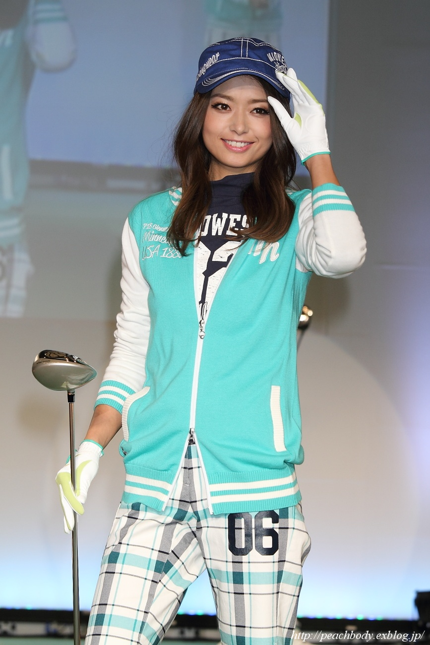EVEN & RAKUEN GOLF Style Collection 2014(STAGE 3) その27_c0215885_21414740.jpg