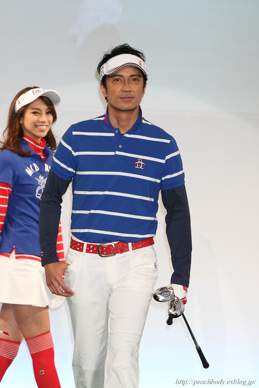 EVEN & RAKUEN GOLF Style Collection 2014(STAGE 3) その28_c0215885_23132662.jpg