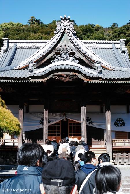 初詣 at 修禅寺_d0227799_10151641.jpg