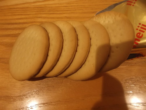 ダイエットビスケット ほんのり甘いバター風味_f0076001_22511263.jpg