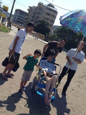 葉山の海  YUKARI_c0130623_1403277.jpg