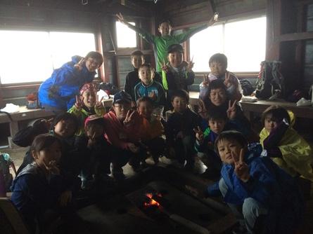 キャンプ3日目!(ご来光登山)_f0101226_0425789.jpg